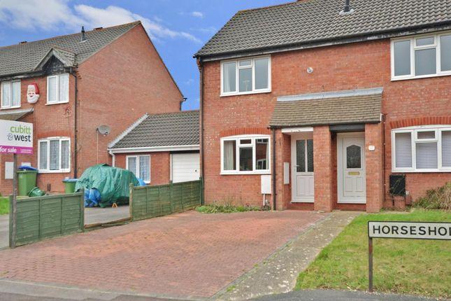 Thumbnail Semi-detached house to rent in Horseshoe Close, Fareham