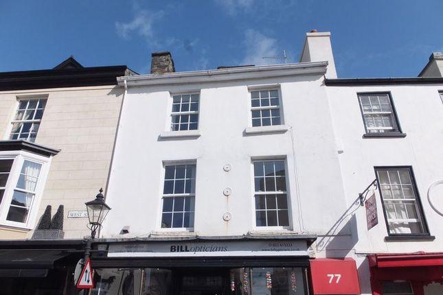 Thumbnail Flat for sale in Town Steps, West Street, Tavistock