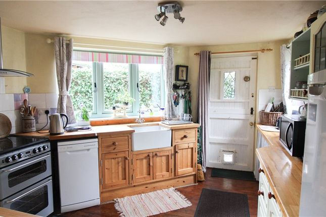 Kitchen of Mud Lane, Eversley, Hook, Hampshire RG27