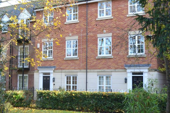 Thumbnail Semi-detached house to rent in Old College Road, Newbury, Berkshire