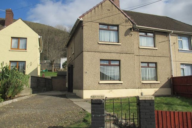 3 bed semi-detached house for sale in Morlais Road, Port Talbot, Neath Port Talbot. SA13
