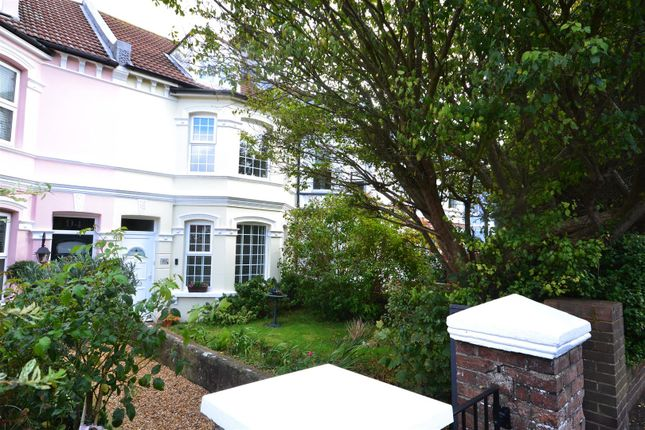 Thumbnail Terraced house for sale in Willingdon Road, Eastbourne