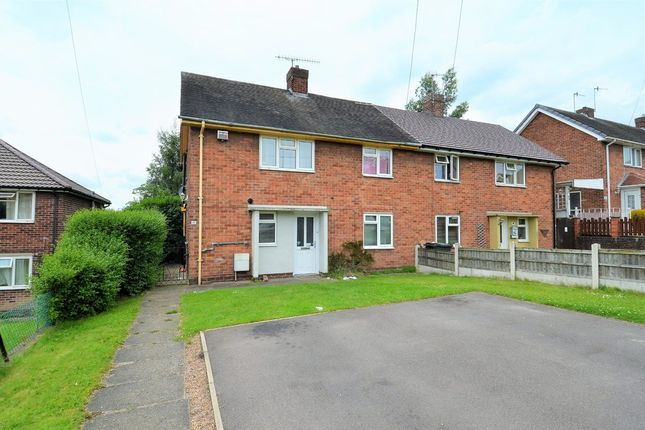Thumbnail Semi-detached house to rent in Lansdowne Road, Brimington, Chesterfield