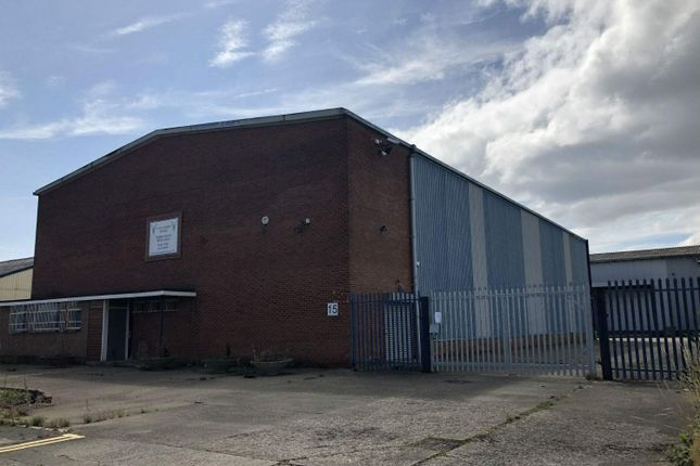 Thumbnail Industrial to let in Banks Road, Darlington