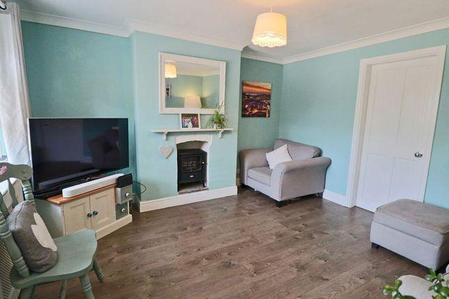 Living Room of Lee Road, Calverton, Nottingham NG14