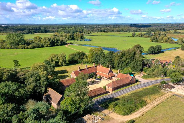 Thumbnail Detached house for sale in Ringwood Road, Avon, Christchurch, Dorset