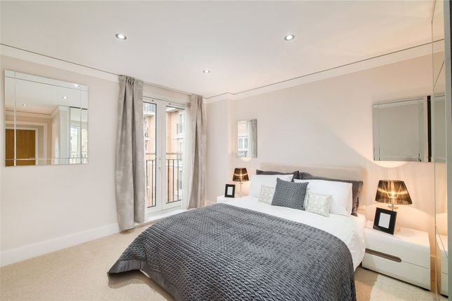Bedroom of Artillery Mansions, Victoria Street, Westminster, London SW1H