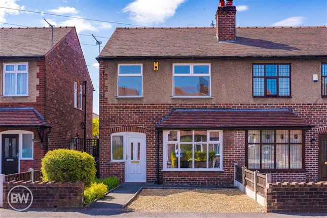 3 bed semi-detached house for sale in Granville Street, Leigh, Lancashire