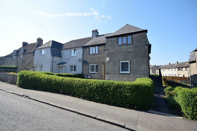 Thumbnail Flat for sale in Blair Street, Kelty