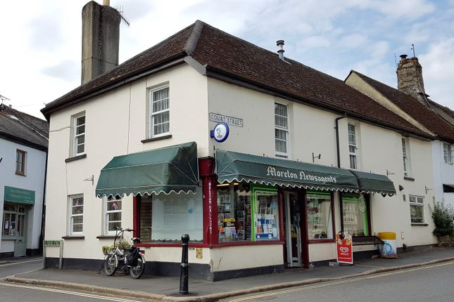 Thumbnail Retail premises to let in Established Dartmoor Newsagents TQ13, Devon