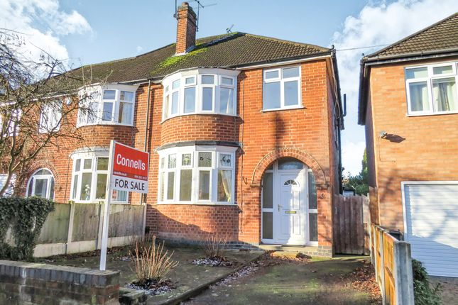 Homes for sale in guilford road leicester le2 buy property in thumbnail semi detached house for sale in guilford road stoneygate leicester sciox Gallery