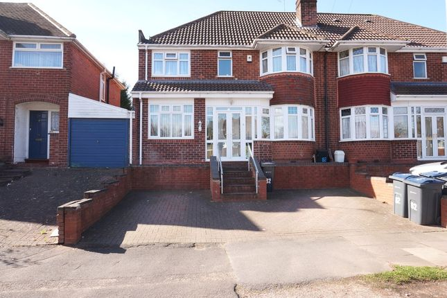 Thumbnail Semi-detached house for sale in Beauchamp Avenue, Birmingham