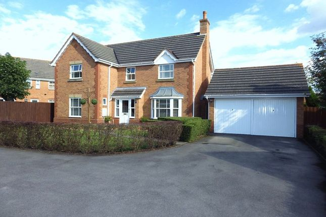 Thumbnail Detached house for sale in Pursey Drive, Bradley Stoke, Bristol