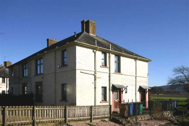 Thumbnail Flat for sale in 40, Stratheden Place, Auchtermuchty, Fife