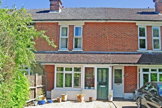Thumbnail Terraced house for sale in Heath Road East, Petersfield, Hampshire