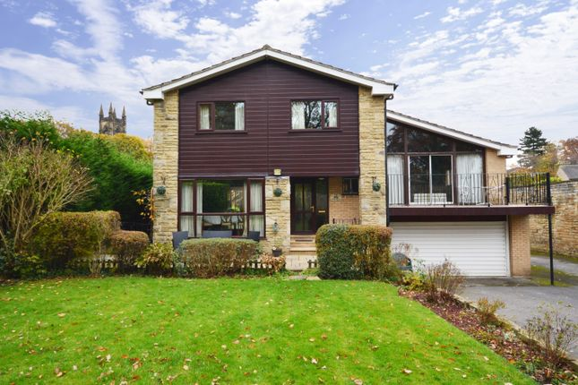 Thumbnail Detached house for sale in Blake Hall Gardens, Pinfold Lane, Mirfield