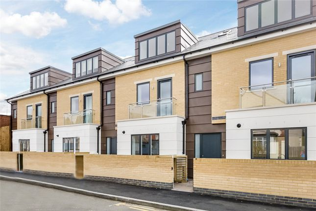 Thumbnail Terraced house for sale in Tota Terrace, Arnold Road, London