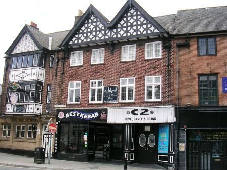 Retail premises to let in 27 Holywell Street, Chesterfield