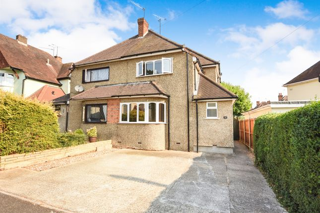 Thumbnail Semi-detached house for sale in Greenways, Broomfield, Chelmsford