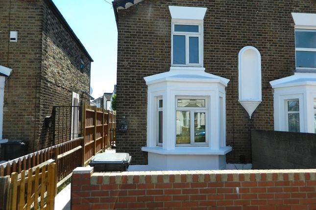 Thumbnail Semi-detached house to rent in Northwood Road, Thornton Heath, Surrey
