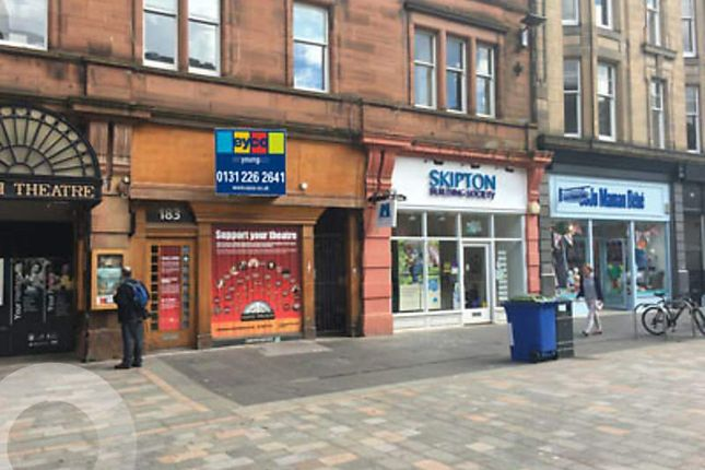 Thumbnail Retail premises to let in High Street, Perth
