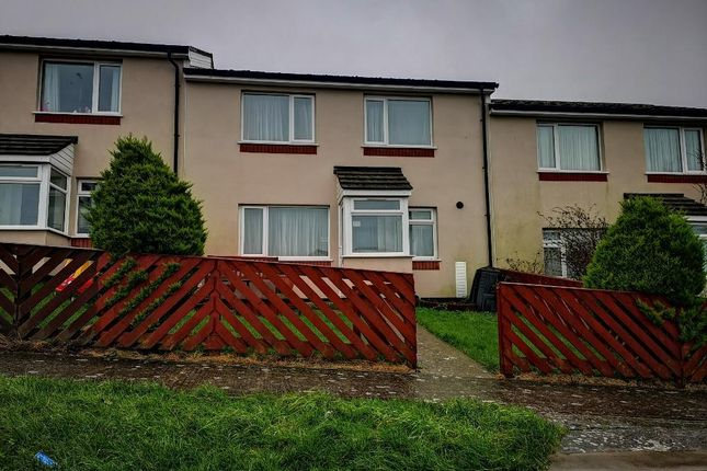 Thumbnail Terraced house to rent in Cae Glas, Llysfaen, Colwyn Bay, Conwy