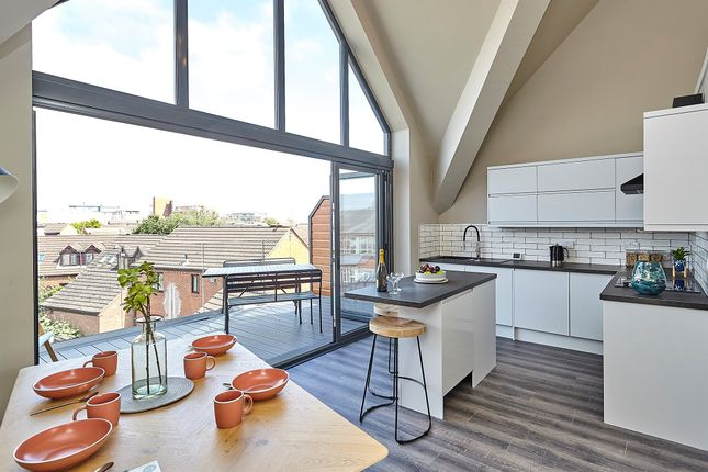 Thumbnail End terrace house for sale in Maritime Court, Manor House Street, Hull