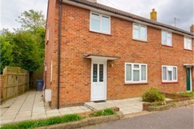 Thumbnail Semi-detached house for sale in New Street, Wincheap, Canterbury, Kent