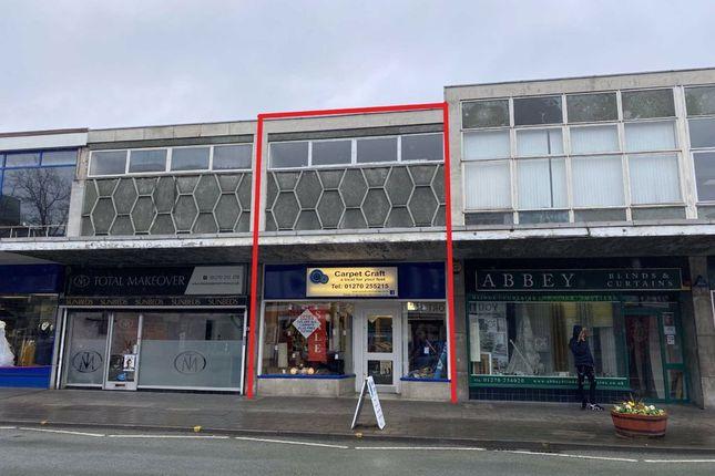 Thumbnail Retail premises for sale in Market Street, Crewe