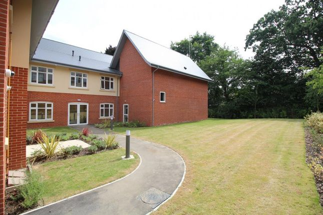 Thumbnail Flat to rent in Fernhill Road, Blackwater, Surrey