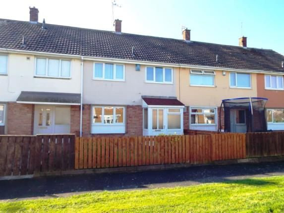 Thumbnail Terraced house for sale in Coach Road Estate, Washington, Tyne And Wear