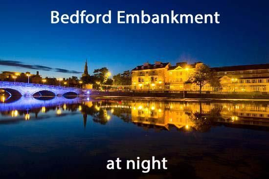 Video Montage Bedford Night-View
