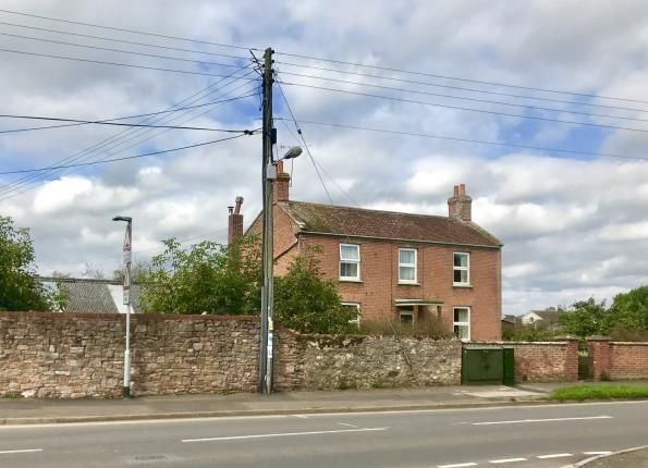 Thumbnail Detached house for sale in Creech St. Michael, Taunton