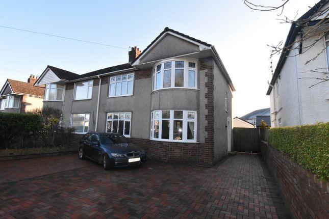 Thumbnail Property to rent in Ewenny Road, Bridgend