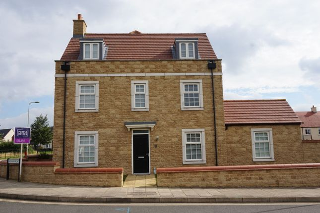 Thumbnail Semi-detached house for sale in Hexham Road, Bicester