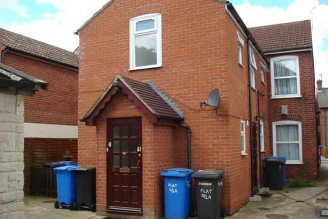 Thumbnail Flat to rent in Derby Road, Ipswich