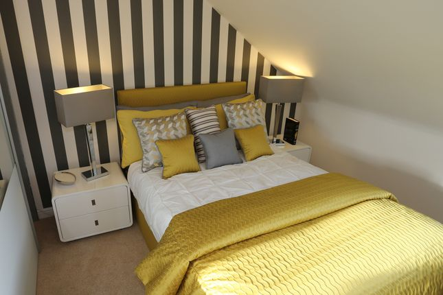 3 bed semi-detached house for sale in The Fergus, Henderson Avenue, Wheatley Hill, Durham
