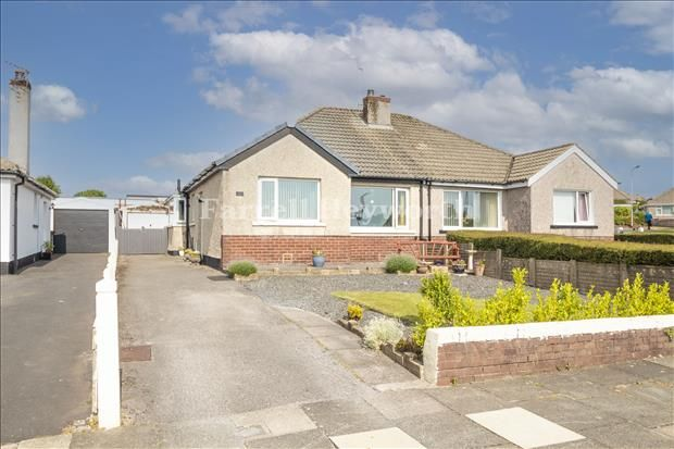 Thumbnail Bungalow for sale in Hill Road, Barrow In Furness