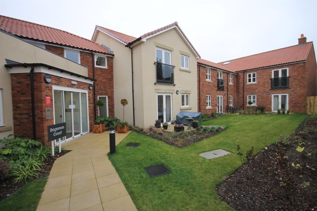 Thumbnail Flat for sale in Rogerson Court, Scaife Garth, Pocklington