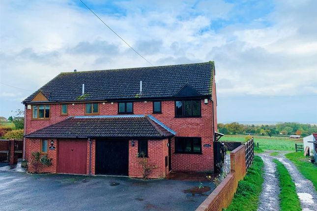 Thumbnail Semi-detached house for sale in West View, Thurloxton, Taunton