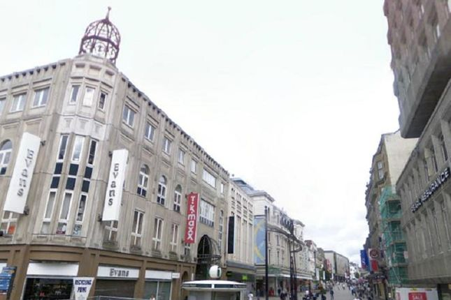 Thumbnail Property to rent in City Apartment, Northumberland Street, Newcastle Upon Tyne, Tyne And Wear.