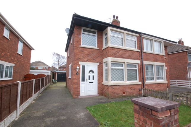 Thumbnail Semi-detached house for sale in Helens Close, Blackpool