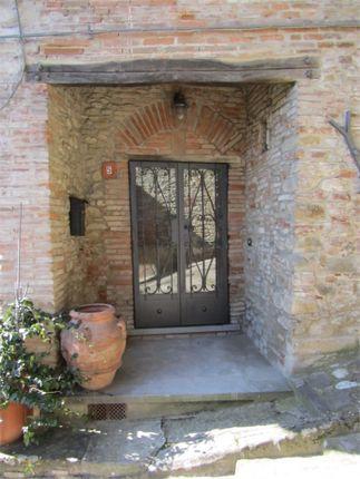 Main Entrance of Monteloro, Anghiari, Arezzo, Tuscany, Italy