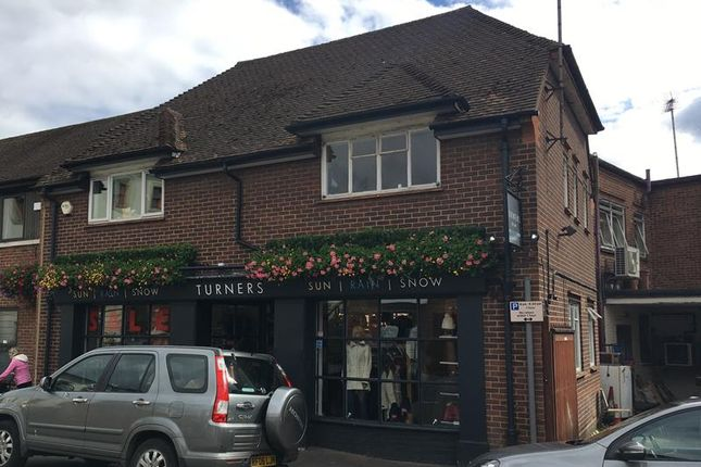 Thumbnail Retail premises to let in Station Road, Marlow, Buckinghamshire