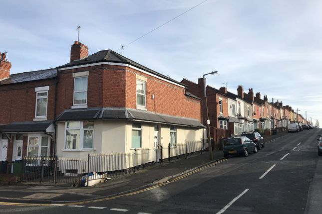 Thumbnail End terrace house for sale in Thimblemill Road, Smethwick
