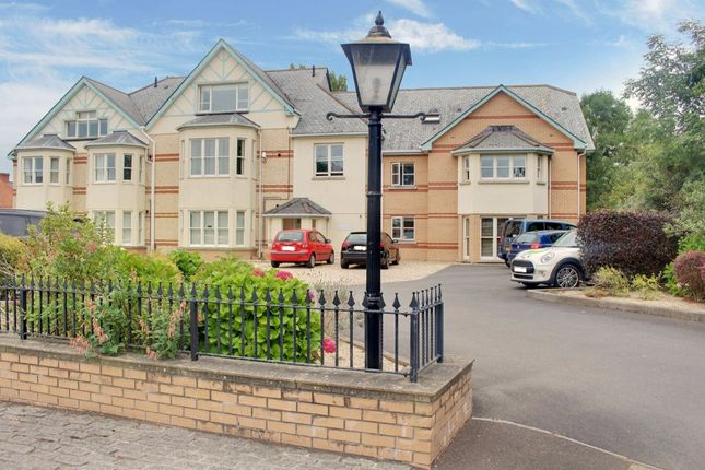 Thumbnail Flat for sale in Fortescue Road, Barnstaple