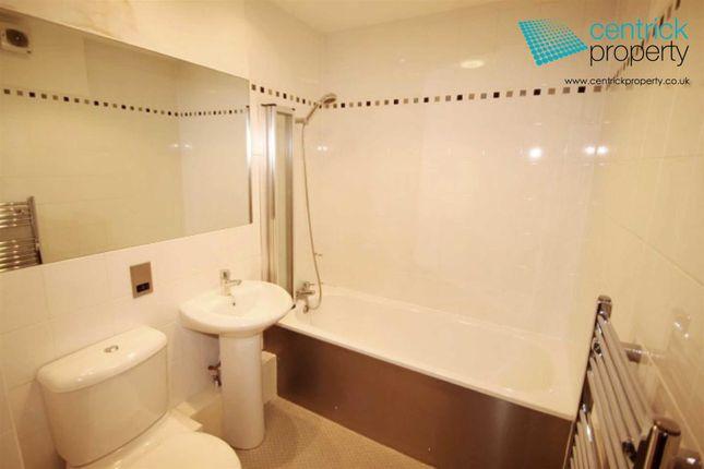 Bathroom of Castle Exchange, 41 Broad Street, Nottingham NG1
