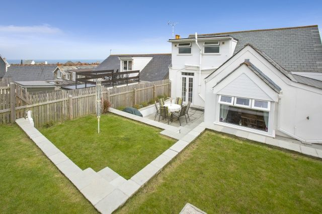 Thumbnail Detached house for sale in Tintagel Terrace, Port Isaac