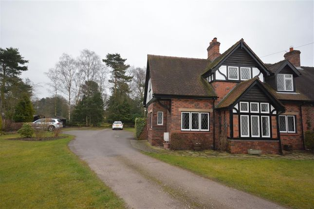 Thumbnail Semi-detached house to rent in Sandy Lane, Cranage