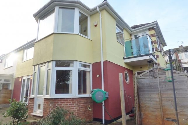 Thumbnail Semi-detached house for sale in Greenlands Avenue, Paignton